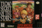 Tecmo Secret of the Stars (Super Nintendo)